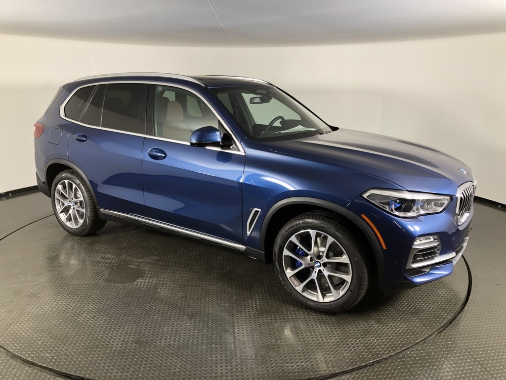 New 2020 BMW X5 xDrive40i