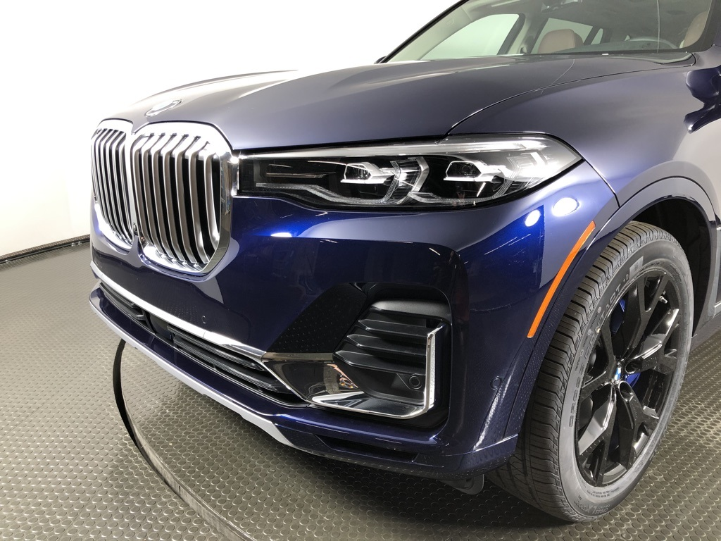 New 2020 BMW X7 xDrive40i