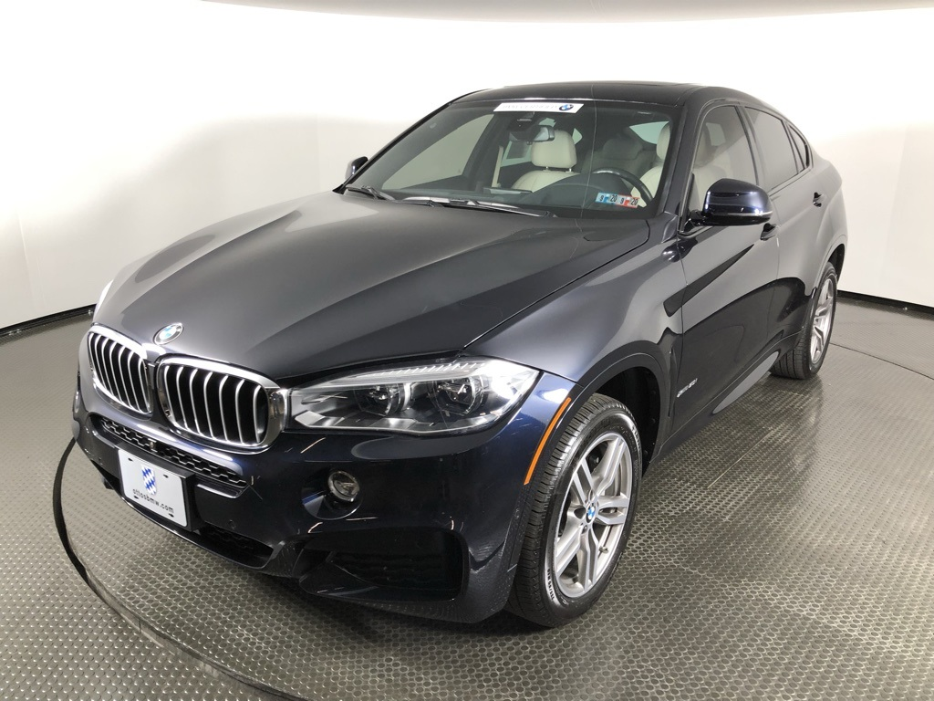Certified Pre-Owned 2018 BMW X6 xDrive50i