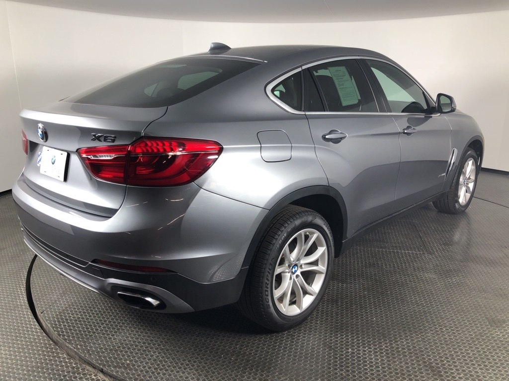 Certified Pre-Owned 2015 BMW X6 xDrive50i