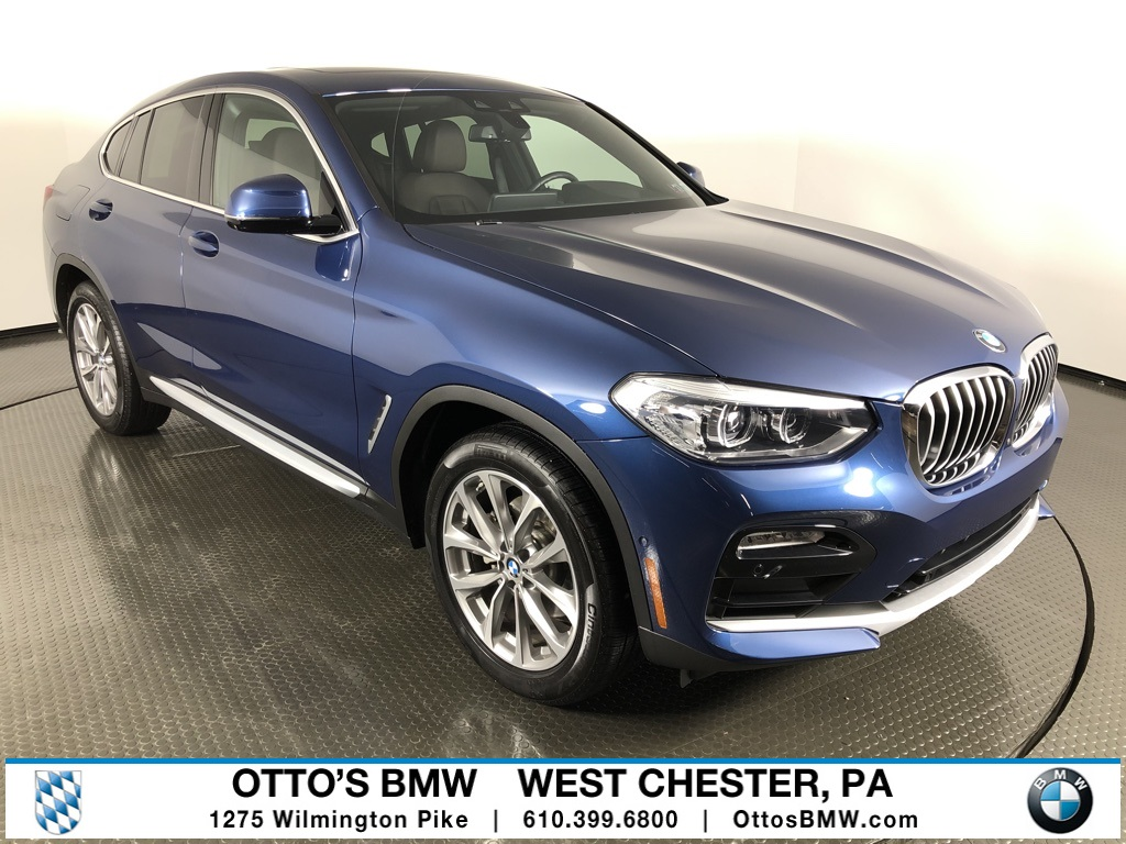 Pre-Owned 2019 BMW X4 xDrive30i With Navigation & AWD