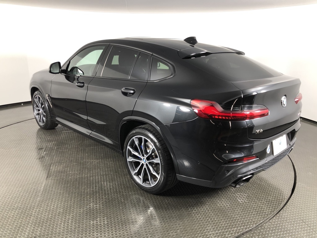 Certified Pre-Owned 2019 BMW X4 M40i