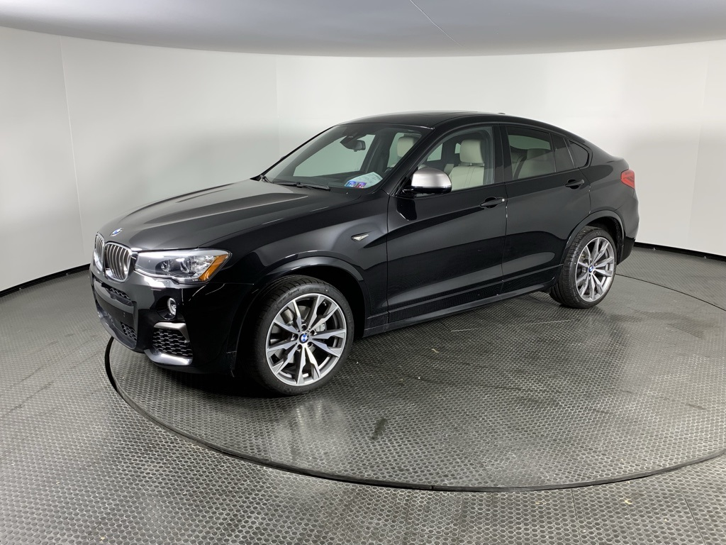 Certified Pre Owned 2016 Bmw X4 M40i