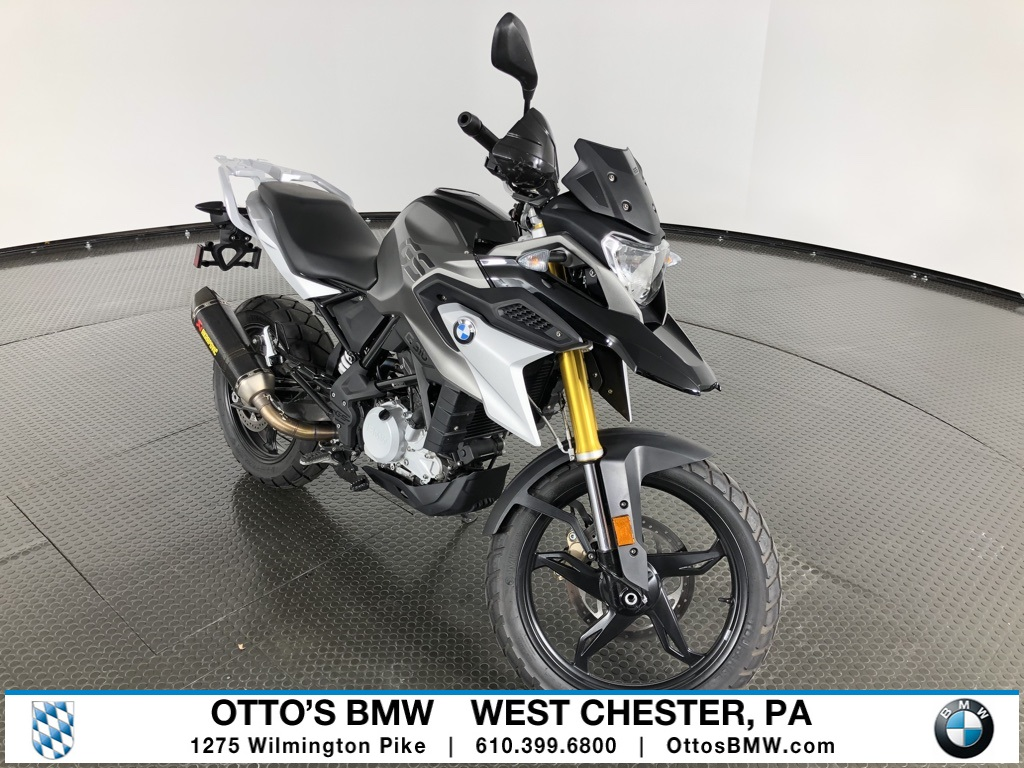 Pre-Owned 2018 BMW G310GS