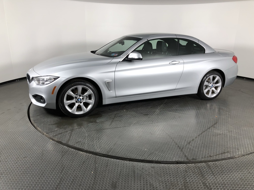 Certified Pre-Owned 2015 BMW 4 Series 428i xDrive