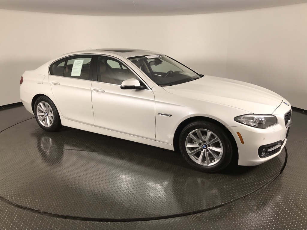 Certified Pre-Owned 2016 BMW 5 Series 528i xDrive