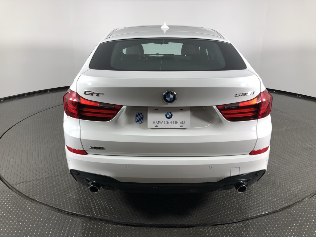 Certified Pre-Owned 2016 BMW 5 Series Gran Turismo 535i xDrive