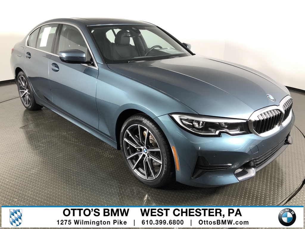 Pre-Owned 2019 BMW 3 Series 330i xDrive AWD