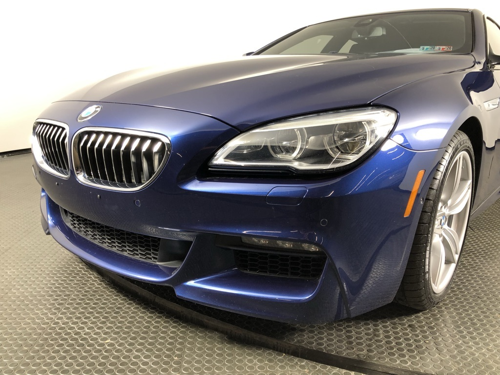 Certified Pre-Owned 2016 BMW 6 Series 640i xDrive