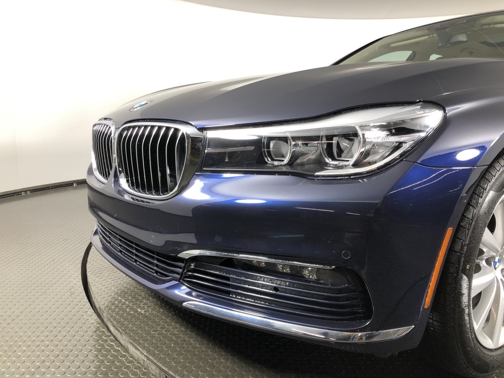 Certified Pre-Owned 2017 BMW 7 Series 740i xDrive