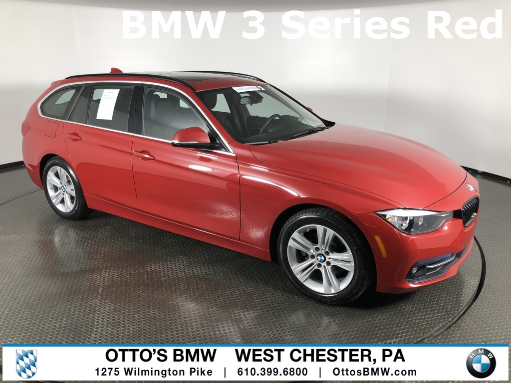 Certified Pre-Owned 2016 BMW 3 Series 328d xDrive