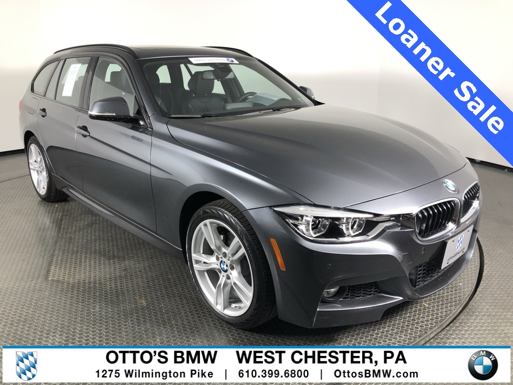 Certified Pre Owned 2018 Bmw 3 Series 330i Xdrive With Navigation Awd