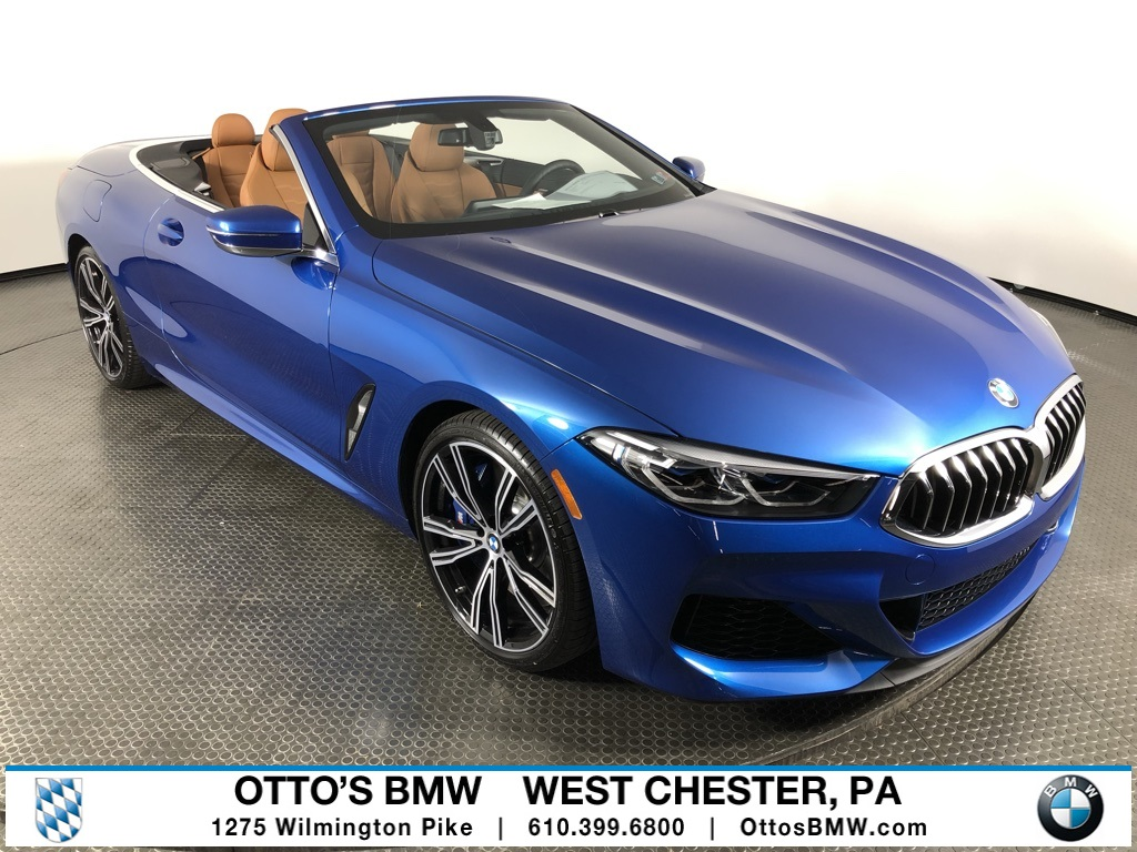 PRE-OWNED 2019 BMW 8 SERIES M850 xDRIVE WITH NAVIGATION & AWD