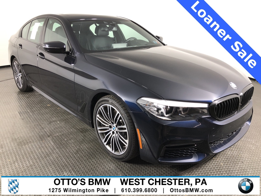 Pre-Owned 2019 BMW 5 Series 530i xDrive With Navigation & AWD