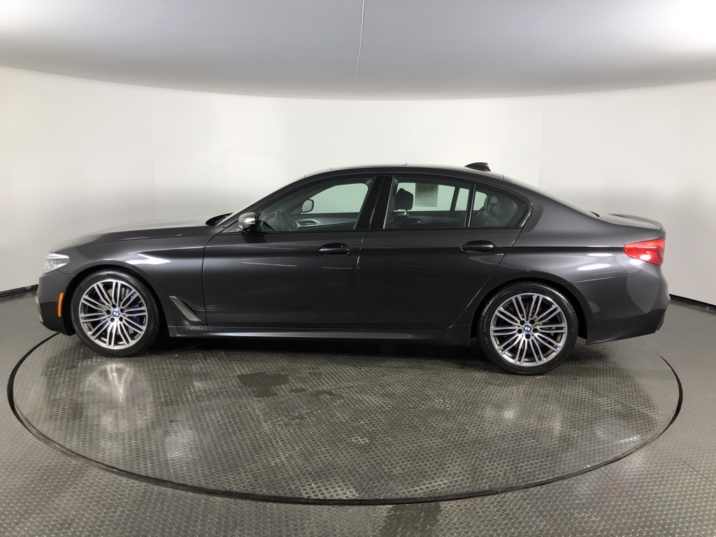 Certified Pre-Owned 2019 BMW 5 Series M550i xDrive