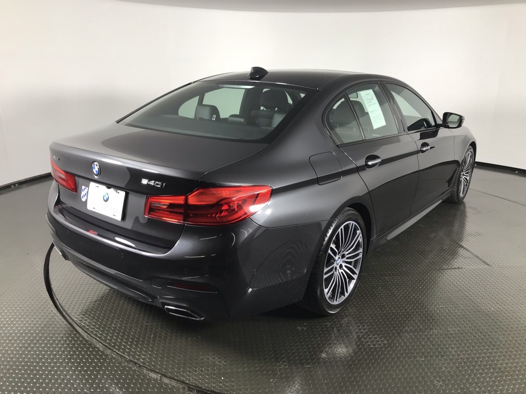 Certified Pre-Owned 2018 BMW 5 Series 540i xDrive