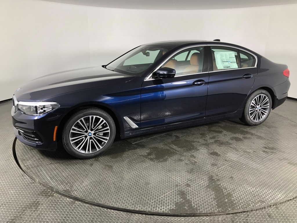 New 2019 BMW 5 Series 540i xDrive