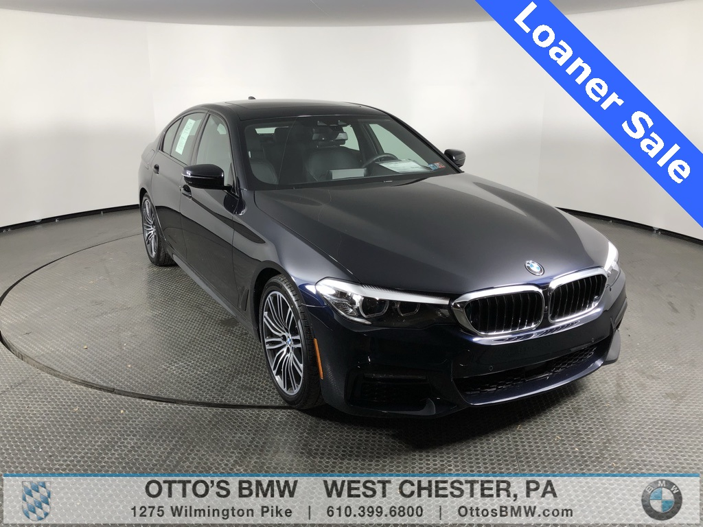 Pre-Owned 2019 BMW 5 Series 540i xDrive With Navigation & AWD