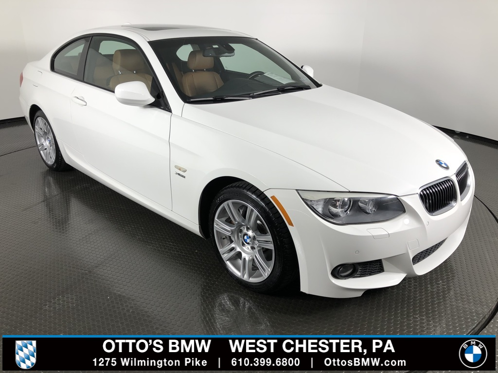 Pre-Owned 2013 BMW 3 Series 335i xDrive
