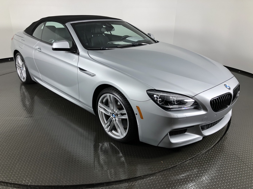 Pre-Owned 2015 BMW 6 Series 650i xDrive