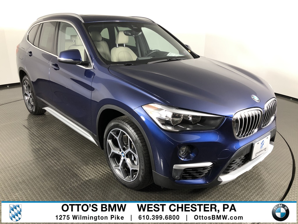 Certified Pre-Owned 2019 BMW X1 xDrive28i
