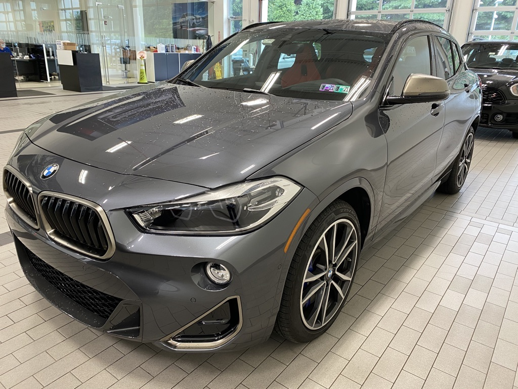 Pre-Owned 2020 BMW X2 M35i