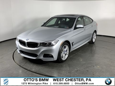 Certified Pre-Owned 2015 BMW 3 Series Gran Turismo 335i xDrive