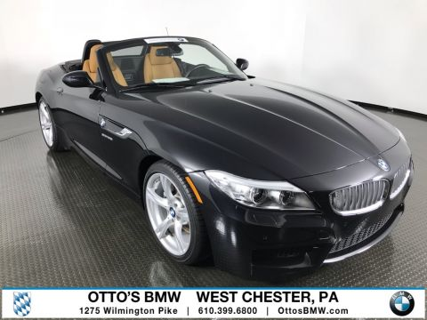 Certified Pre-Owned 2016 BMW Z4 sDrive35i