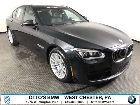 Pre-Owned 2014 BMW 7 Series 750i xDrive