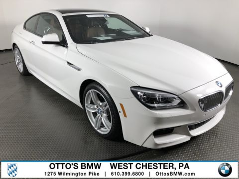 Certified Pre-Owned 2015 BMW 6 Series 650i xDrive