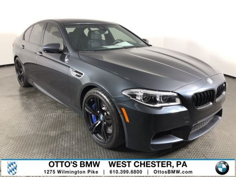 Certified Pre-Owned 2016 BMW M5